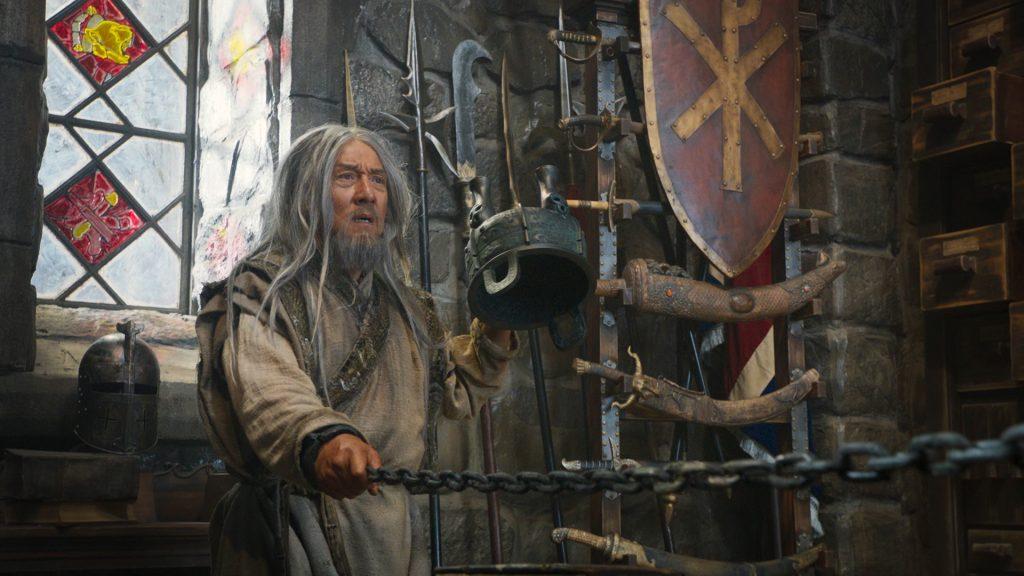 «Тайна печати дракона»: Арнольд Шварценеггер избивает Джеки Чана! 2