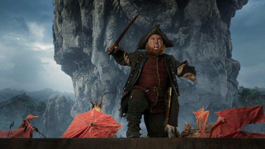 «Тайна печати дракона»: Арнольд Шварценеггер избивает Джеки Чана! 4