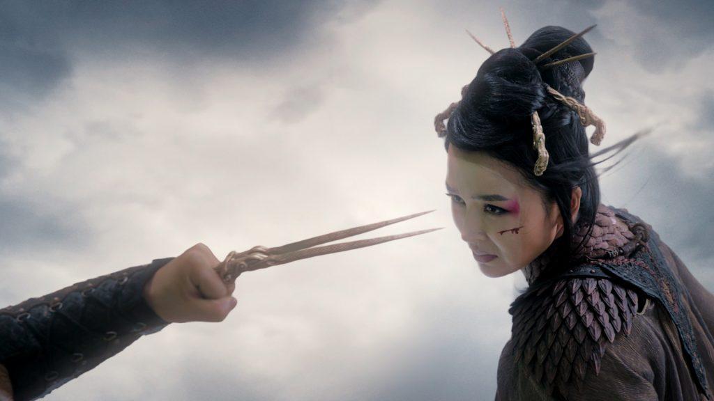 «Тайна печати дракона»: Арнольд Шварценеггер избивает Джеки Чана! 6