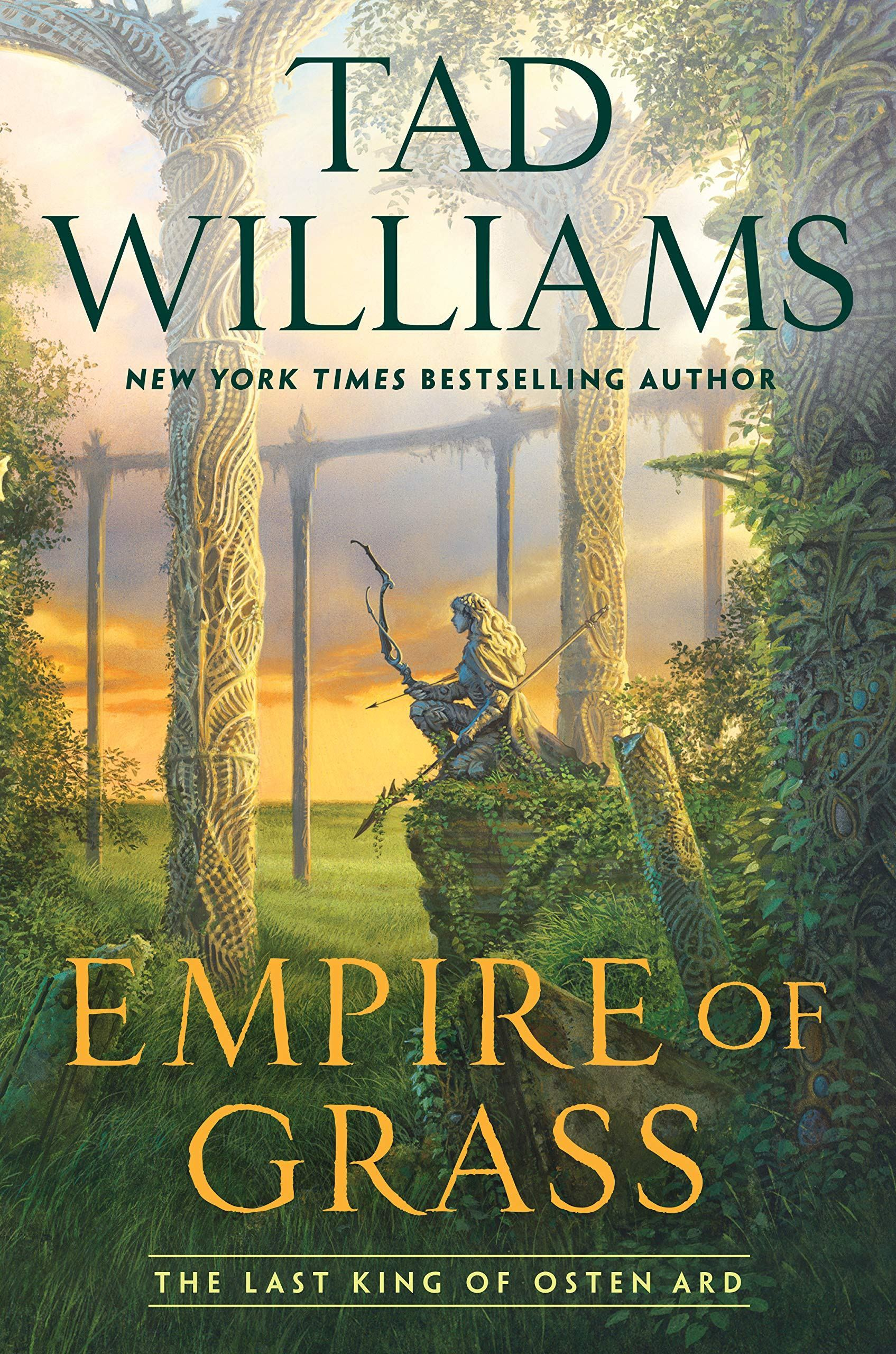 Что почитать: новые книги Тэда Уильямса и Нила Стивенсона 2
