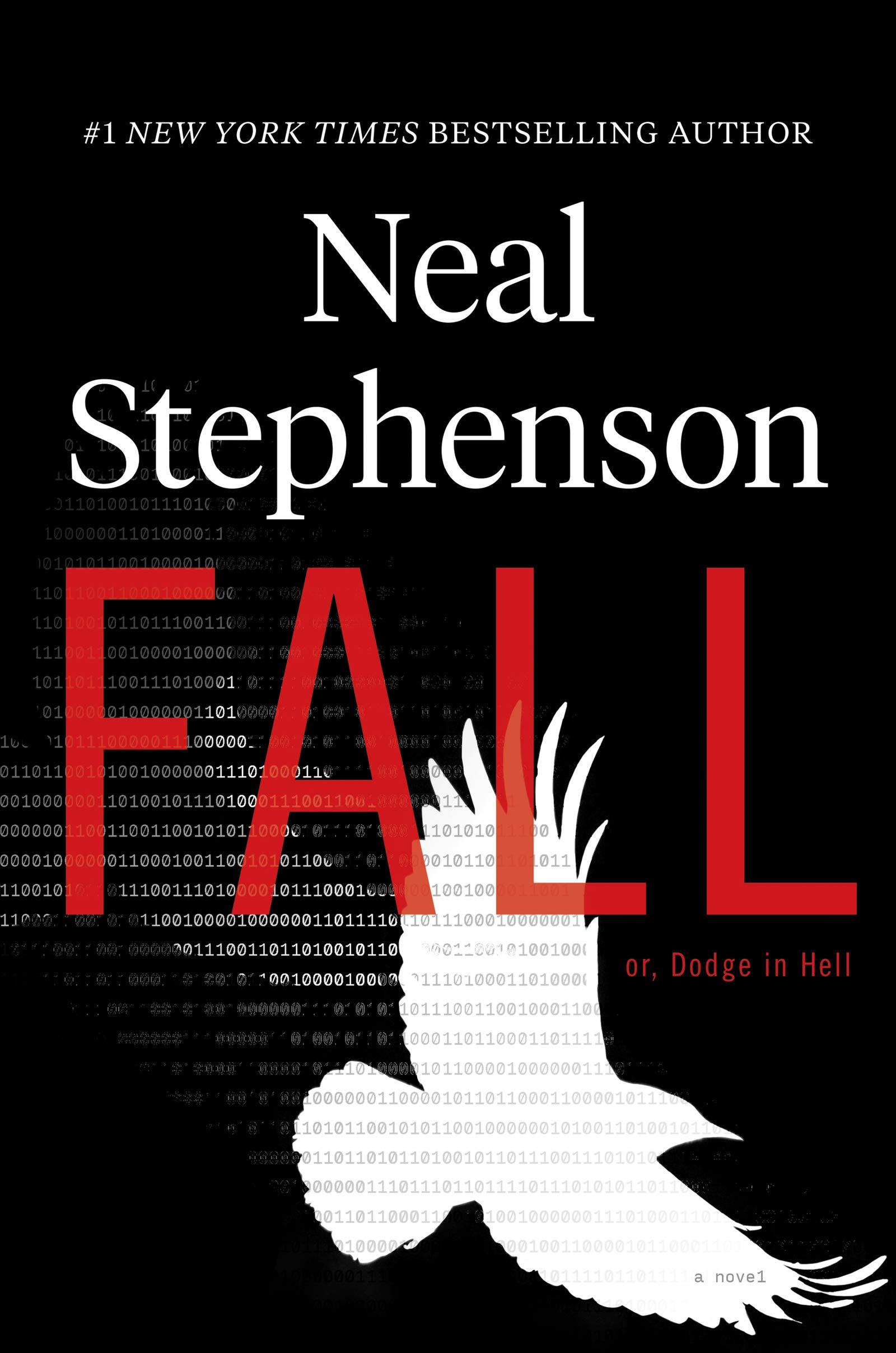 Что почитать: новые книги Тэда Уильямса и Нила Стивенсона 1