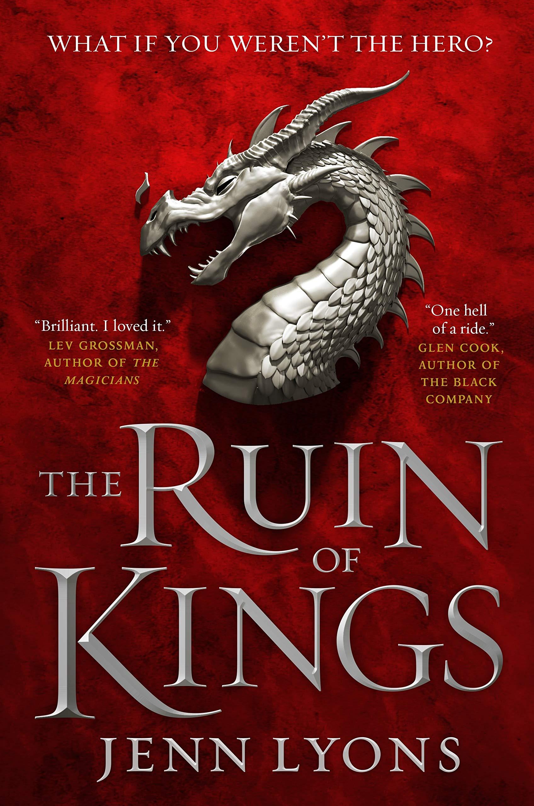 Что почитать: пятый том Меекхана и диковинное нелинейное фэнтези The Ruin of King 2
