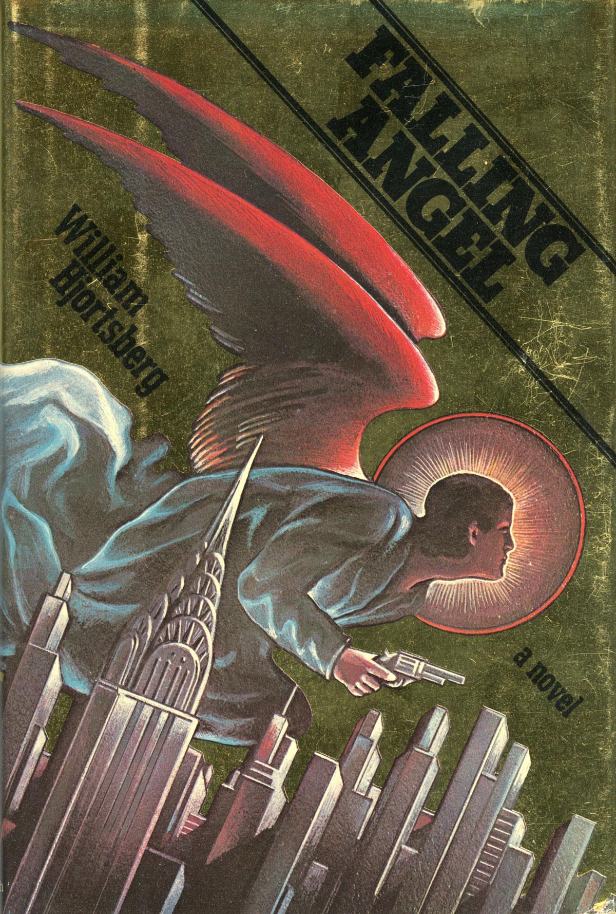 Что почитать: детективный хоррор Falling Angel и викторианское фэнтези про фей «Чтоб никогда не наступала полночь» 2