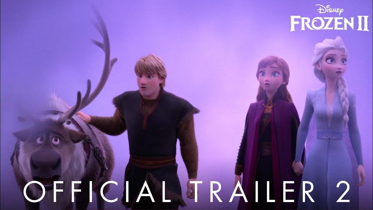 «Королевство больше не безопасно»: второй трейлер «Холодного сердца 2»
