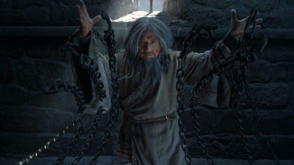 «Тайна печати дракона»: Арнольд Шварценеггер избивает Джеки Чана! 3