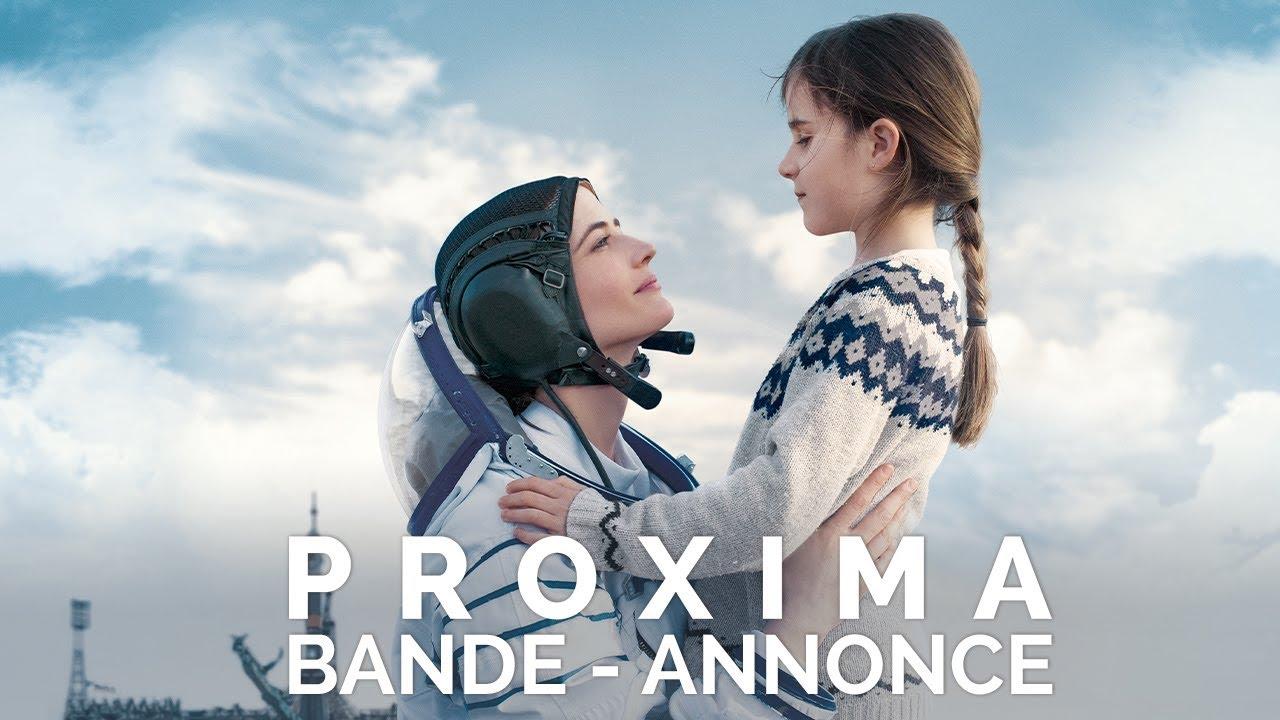 Ева Грин в космосе: трейлер фильма «Проксима»