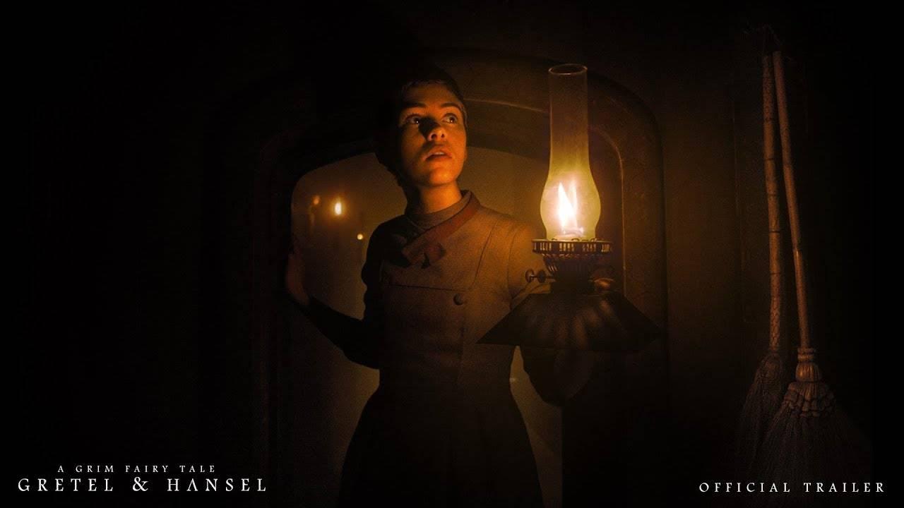 Первый трейлер мистического хоррора «Гретель и Гензель»