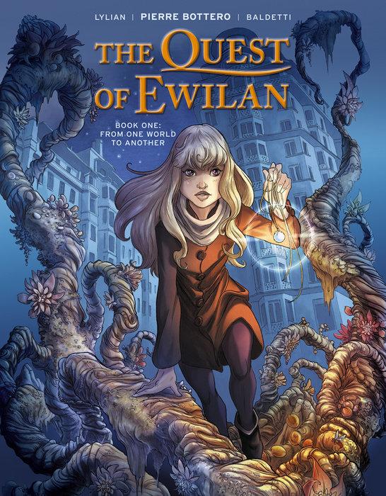 Трейлер Ewilan's Quest — французского мультсериала по мотивам фэнтезийного цикла 1