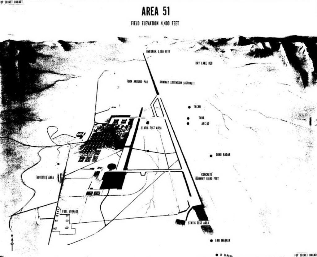 Зона 51: реальная история секретной базы — и легенды о пришельцах