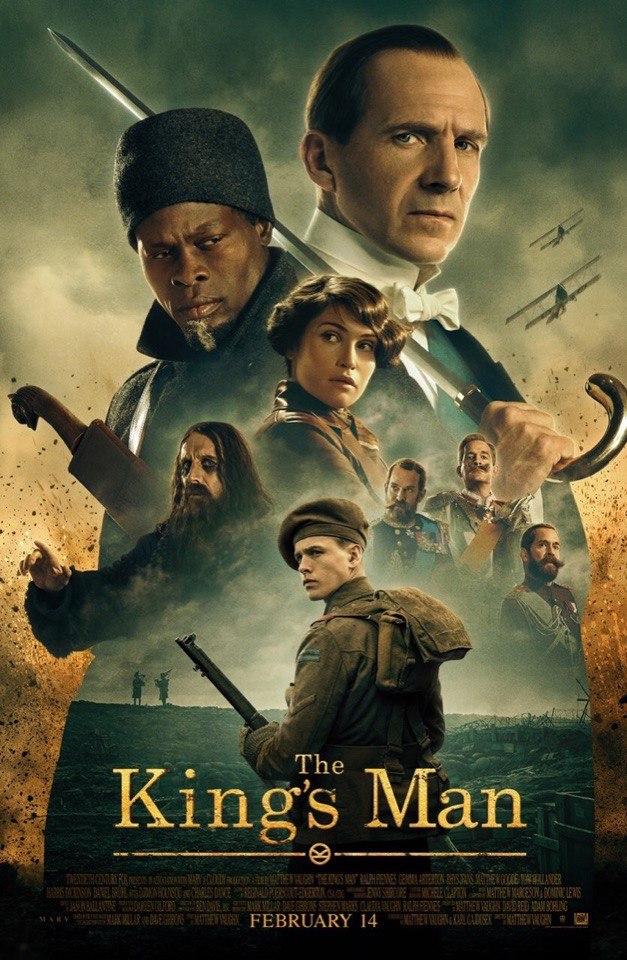 «Нельзя стоять в стороне»: второй трейлер «King's man: Начало» 1