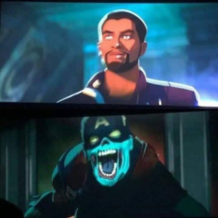 Утечка: кадры из мультсериала Marvel «Что, если?»