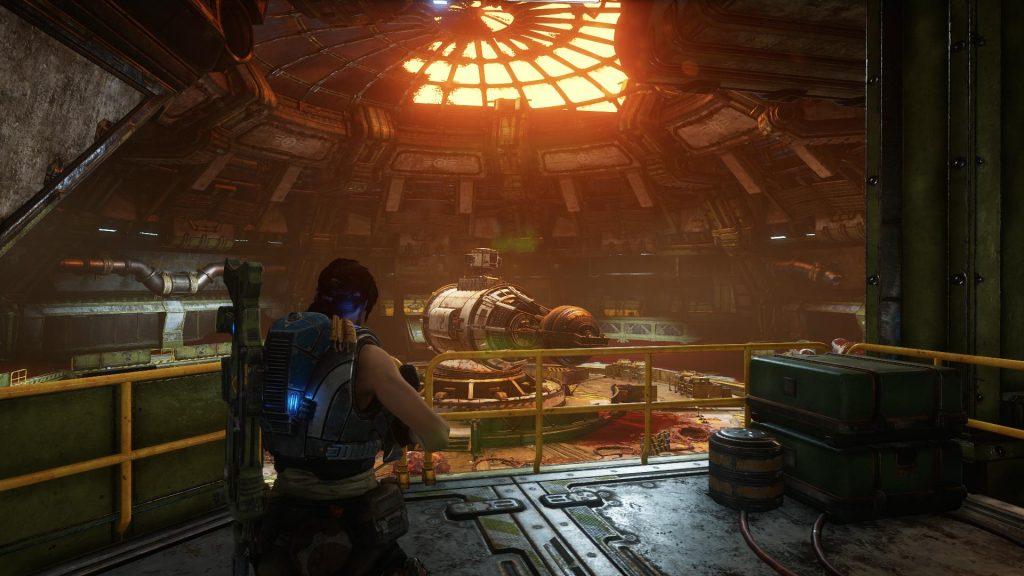 Обзор Gears 5. И всё-таки они вертятся!