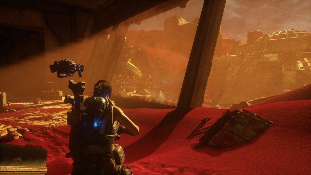 Обзор Gears 5. И всё-таки они вертятся! 1