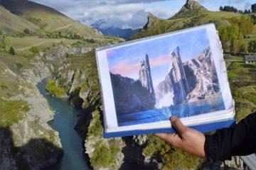Официально: сериал по «Властелину колец»тоже будут снимать в Новой Зеландии