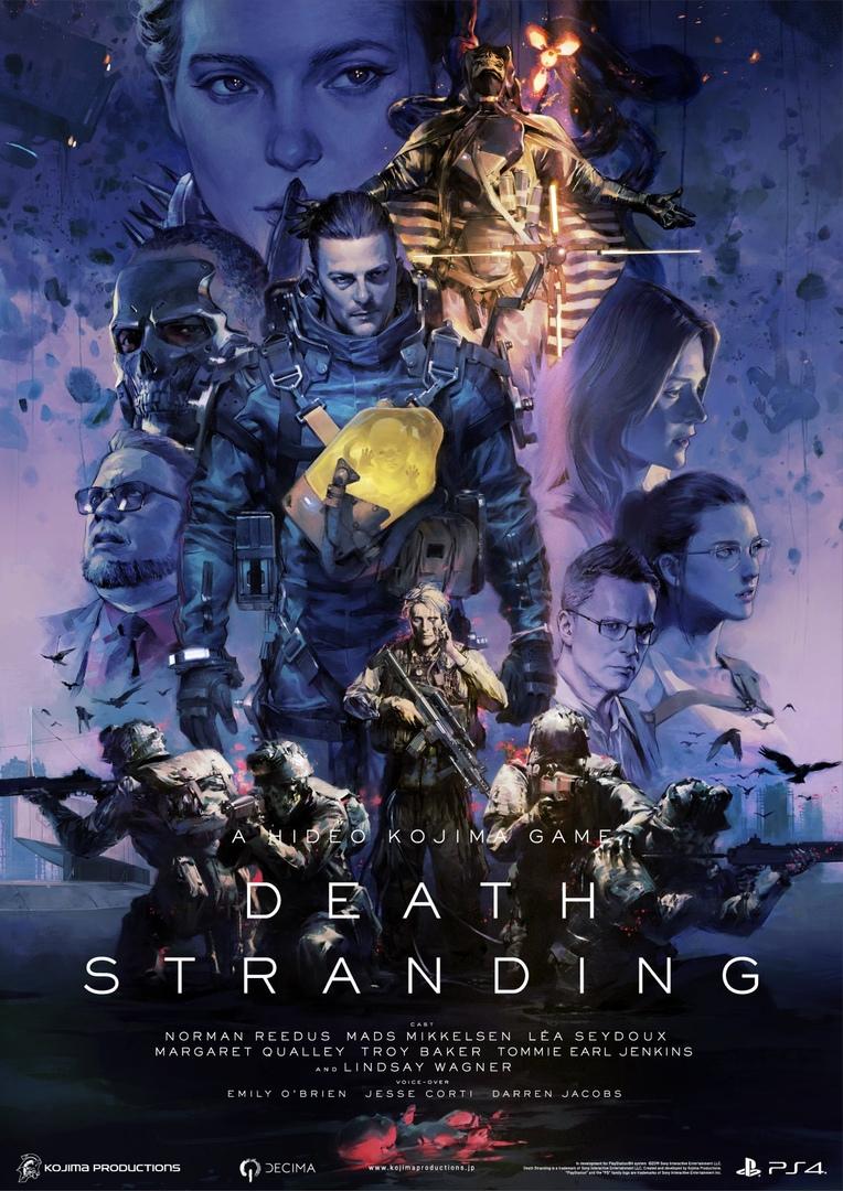 Стелс, перестрелки и «симулятор ходьбы»: 48 минут геймплея Death Stranding