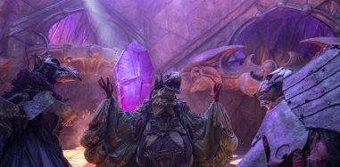 «Тёмный кристалл: Эпоха сопротивления». Шедевральное тёмное фэнтези с ожившими куклами 16