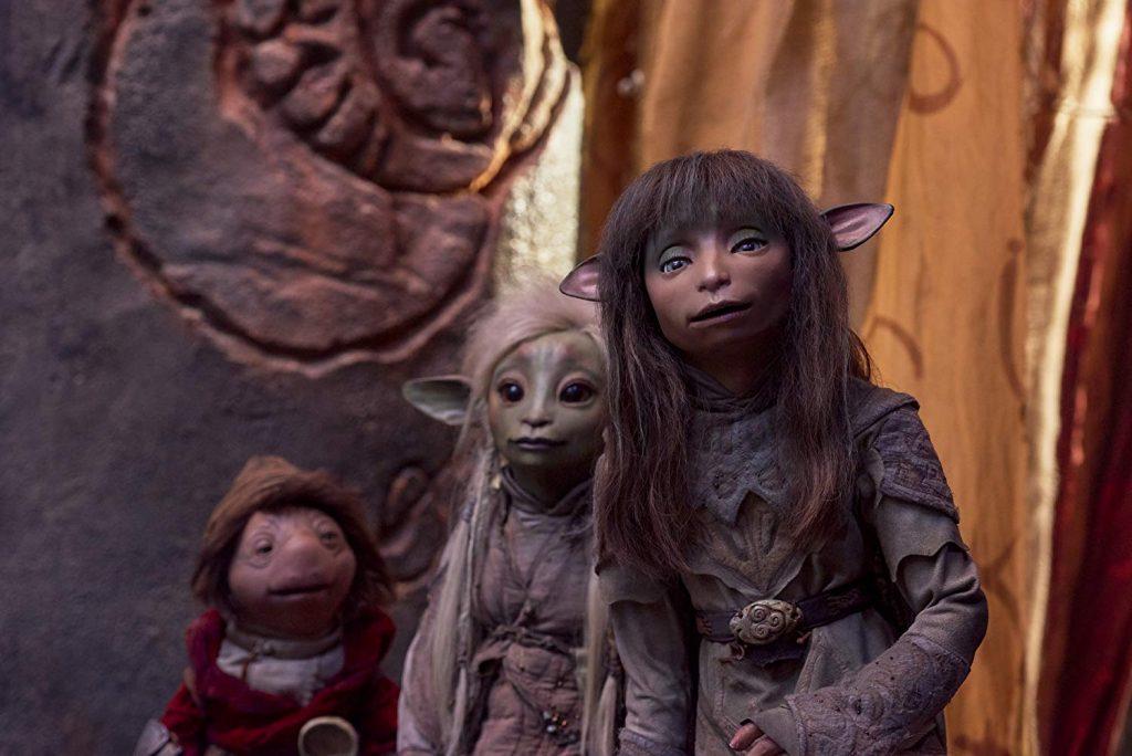 «Тёмный кристалл: Эпоха сопротивления». Шедевральное тёмное фэнтези с ожившими куклами 10