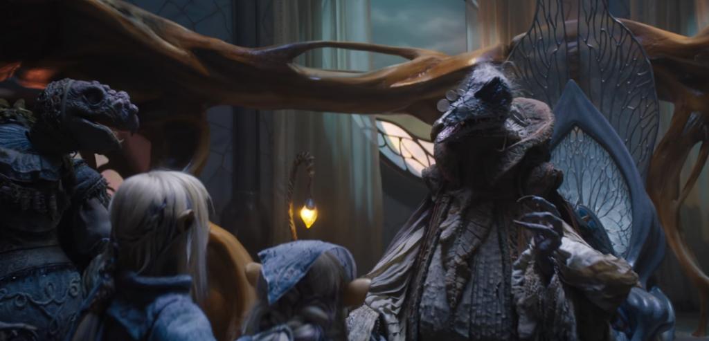 «Тёмный кристалл: Эпоха сопротивления». Шедевральное тёмное фэнтези с ожившими куклами 13