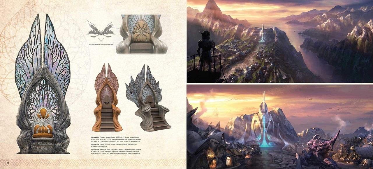 Арт: иллюстрации из артбука по сериалу «Тёмный кристалл» 7