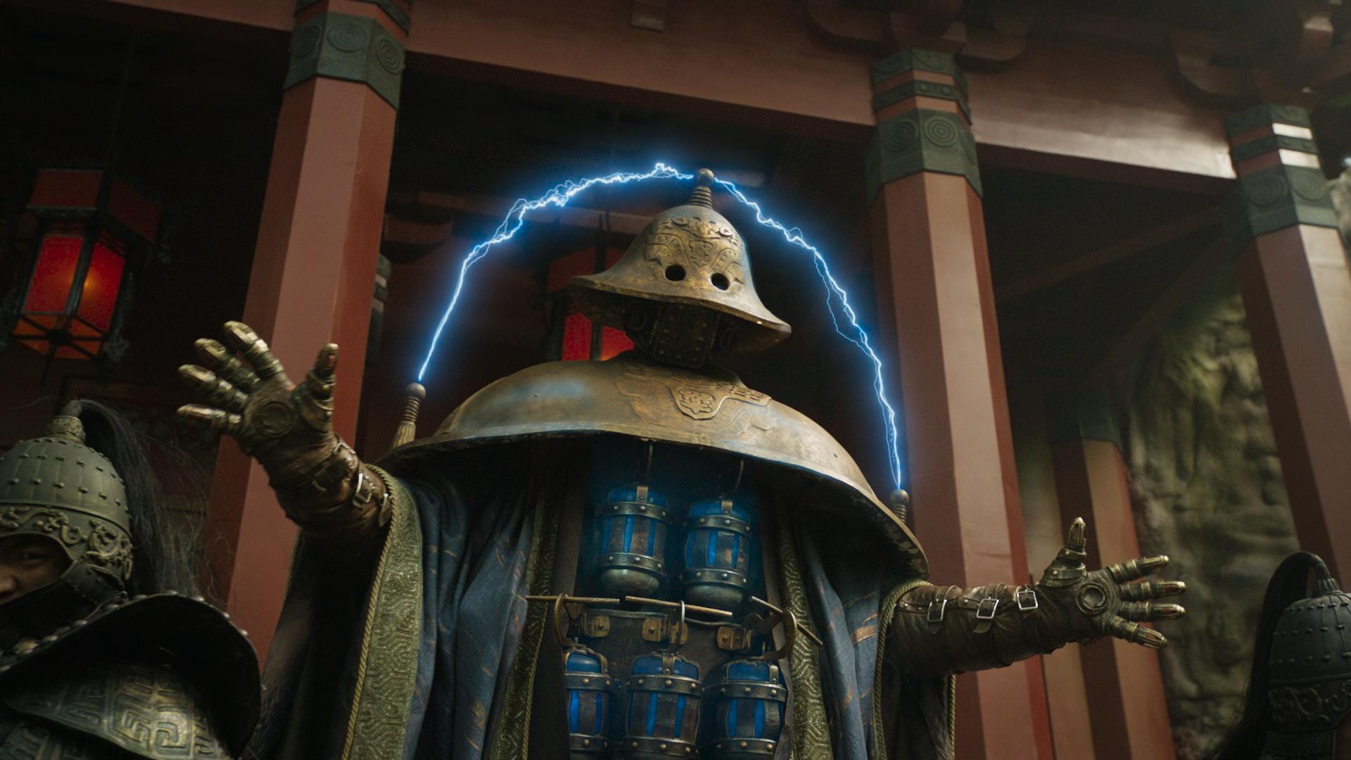 «Тайна печати дракона»: Арнольд Шварценеггер избивает Джеки Чана! 12