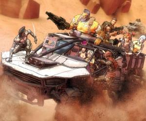 Пушки & Пустоши: мир Borderlands 22