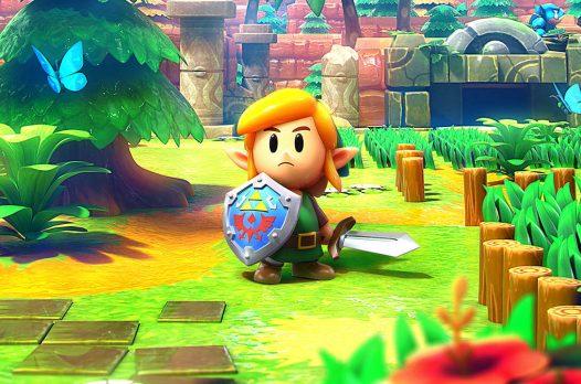 Обзор The Legend of Zelda: Link's Awakening. Теперь и на Switch! 6