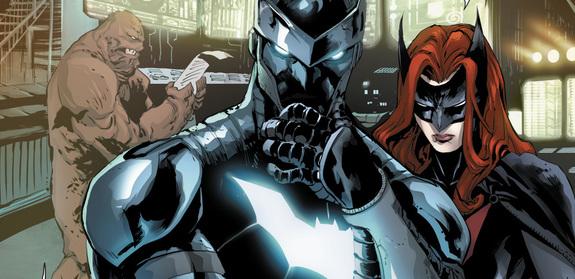 Слух дня: в комиксах DC планируют ввести темнокожего Бэтмена