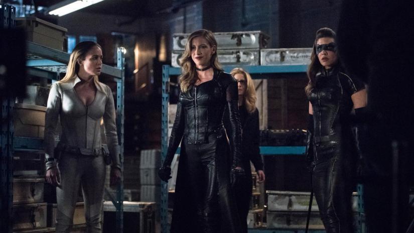 СМИ: The CW готовит спин-офф «Стрелы»про Чёрных канареек