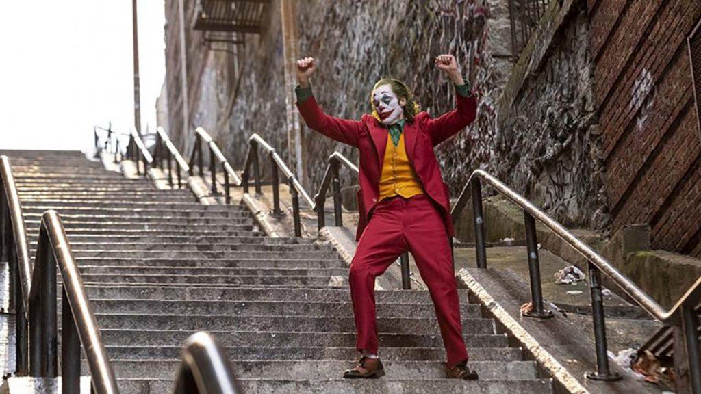 «Джокер» — человек, который не смеется 1