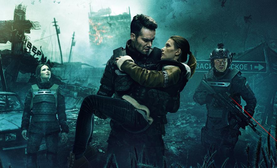 На Comic Con Russia пройдут презентации фильмов «Карамора», «Метро 2033» и «Аванпост»