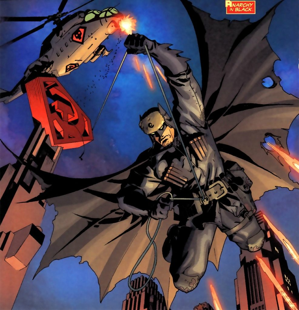 Советский Бэтмен