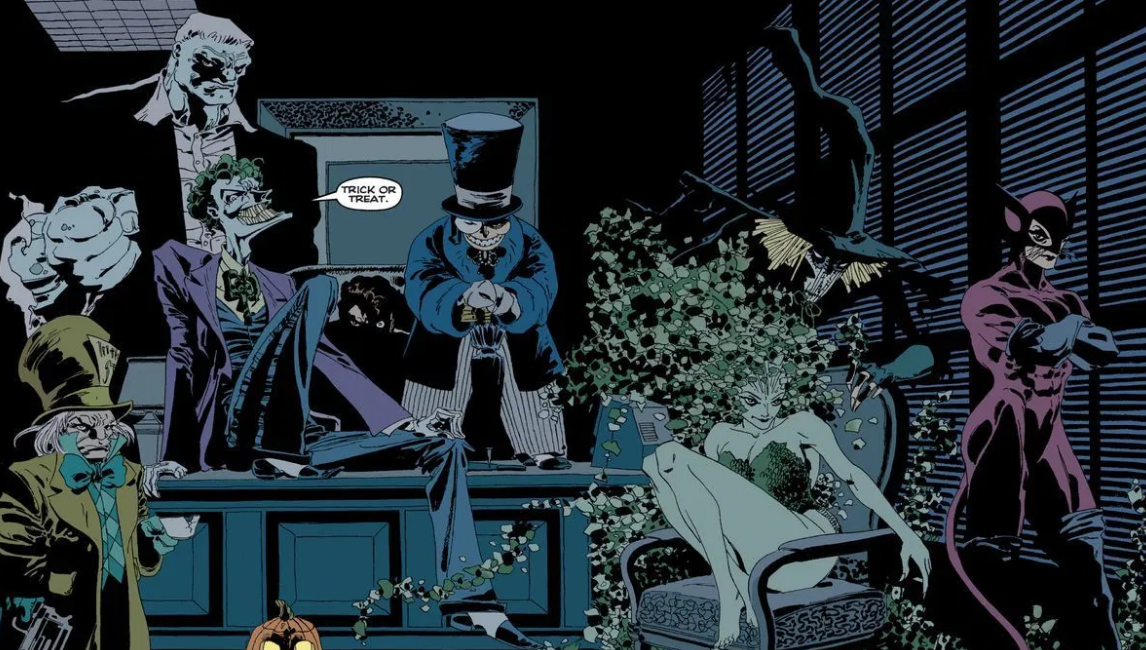 Слух дня: «Бэтмен» Мэтта Ривза будет основан комиксе «Долгий Хэллоуин»