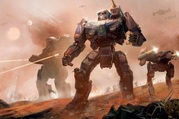 Книжная серия BattleTech