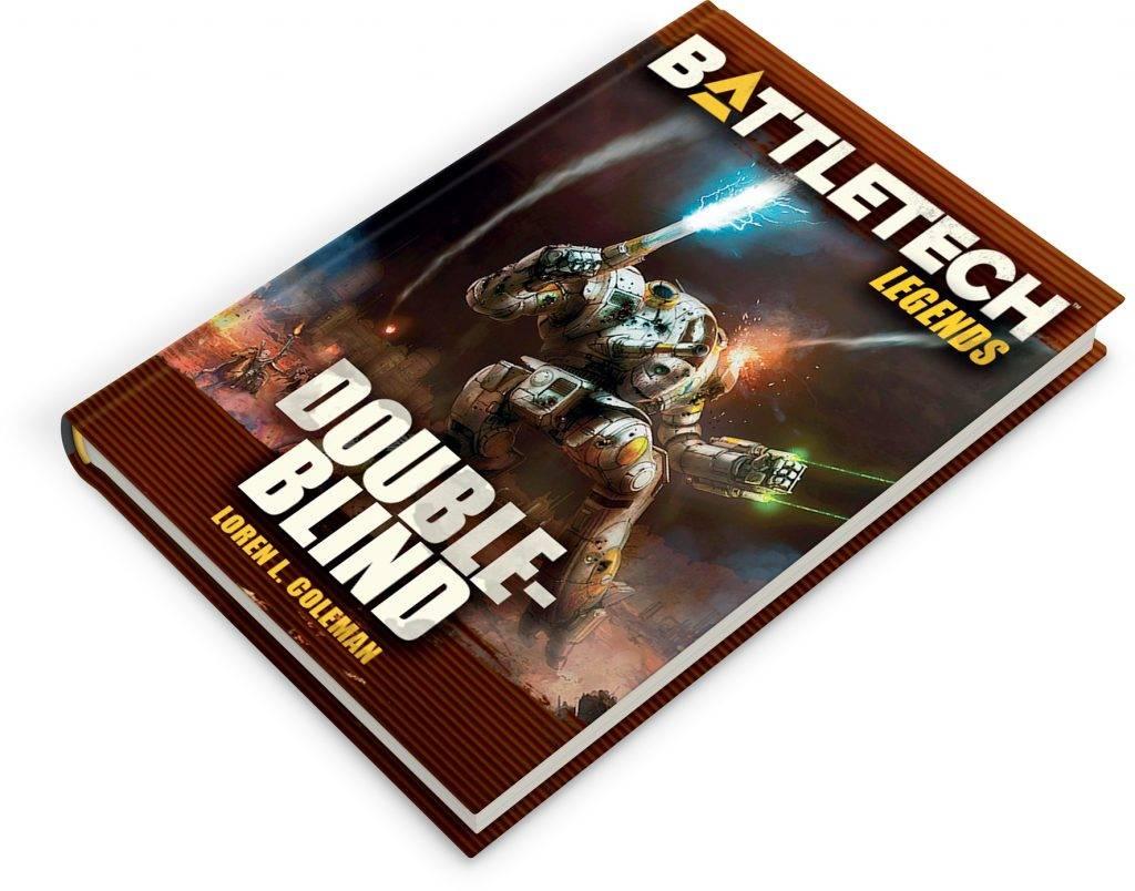 Книжная серия BattleTech: возвращение 2