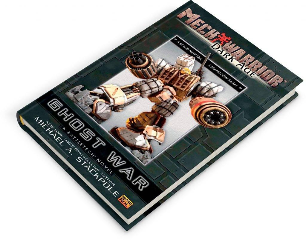 Книжная серия BattleTech: возвращение 3