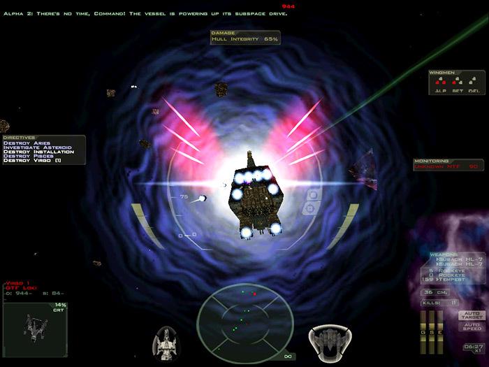 Раздача: космический ретро-симулятор Freespace 2 и распродажа НФ-игр в GOG