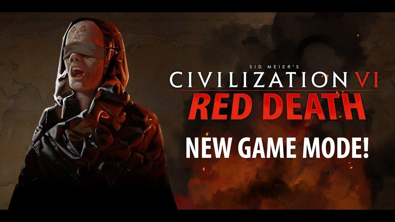 Разработчики Civilization VI добавили режим «королевской битвы» — на 12 игроков