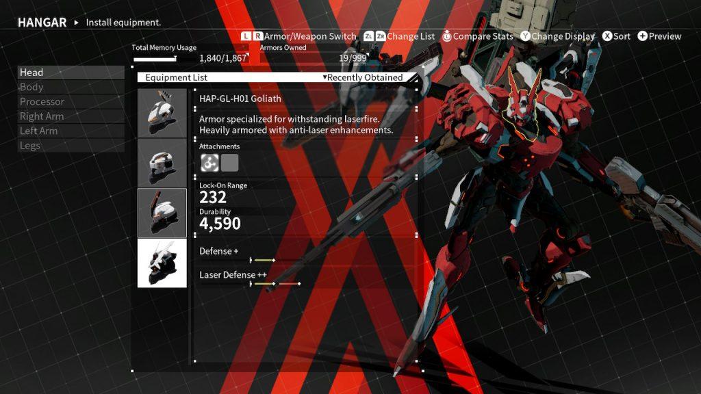 Обзор Daemon XMachina. Портативный меха-симулятор 1