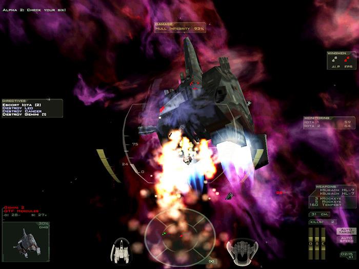 Раздача: космический ретро-симулятор Freespace 2 и распродажа НФ-игр в GOG 3