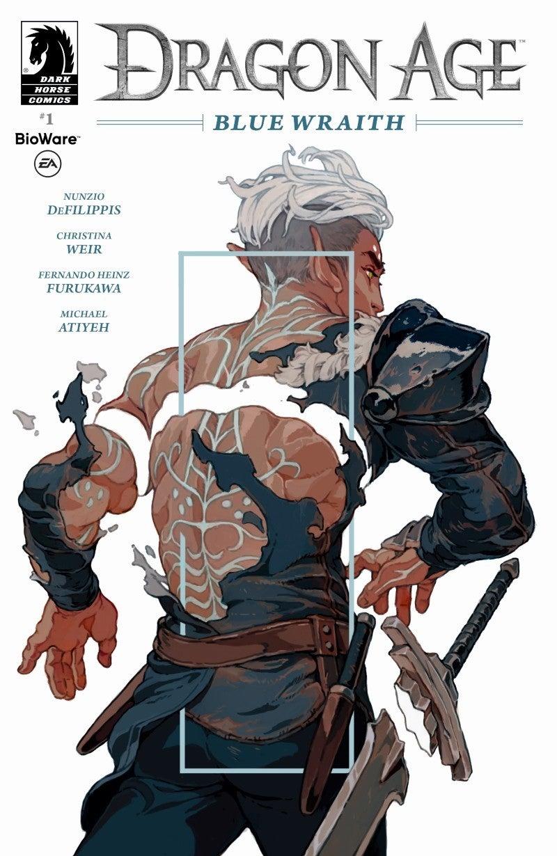 Dark Horse готовит комикс про Фенриса во вселенной Dragon Age 1