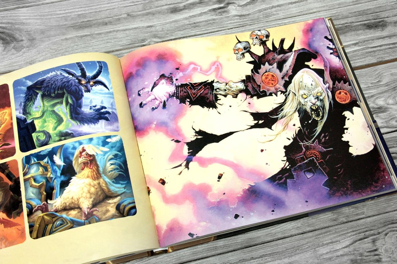Что почитать: артбуки Blizzard по Diablo и Hearthstone 13
