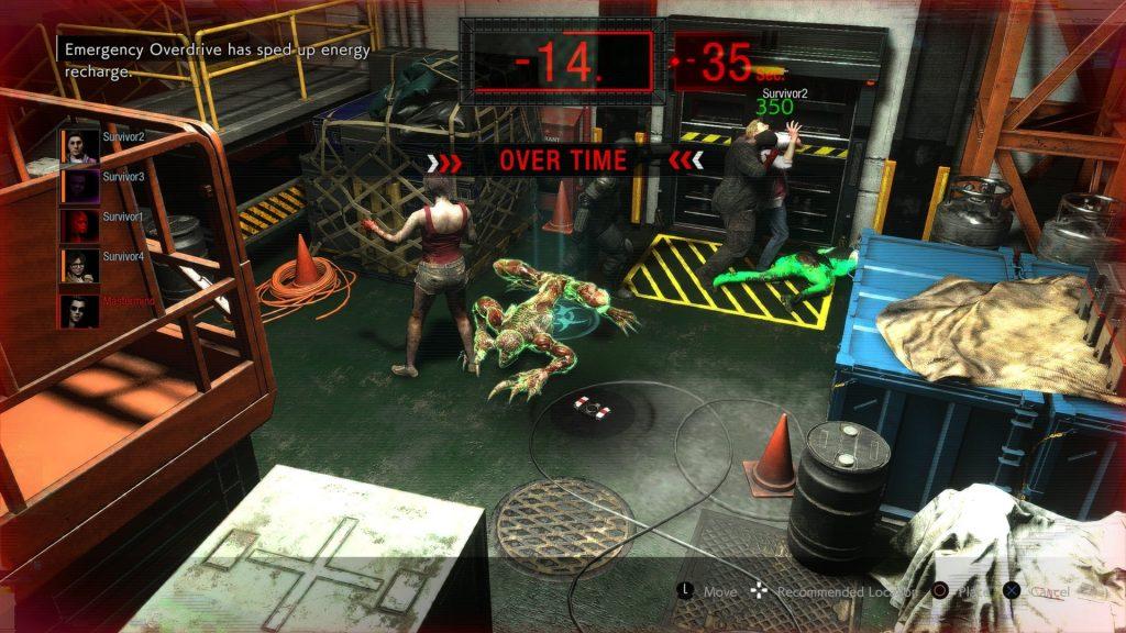 Первые подробности Project Resistance —мультиплеерного спин-оффа Resident Evil в формате «4 против 1» 8