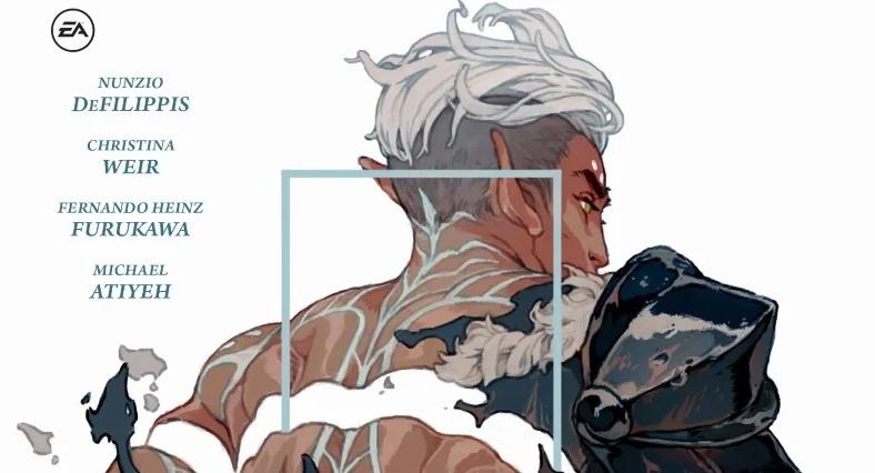 Dark Horse готовит комикс про Фенриса во вселенной Dragon Age