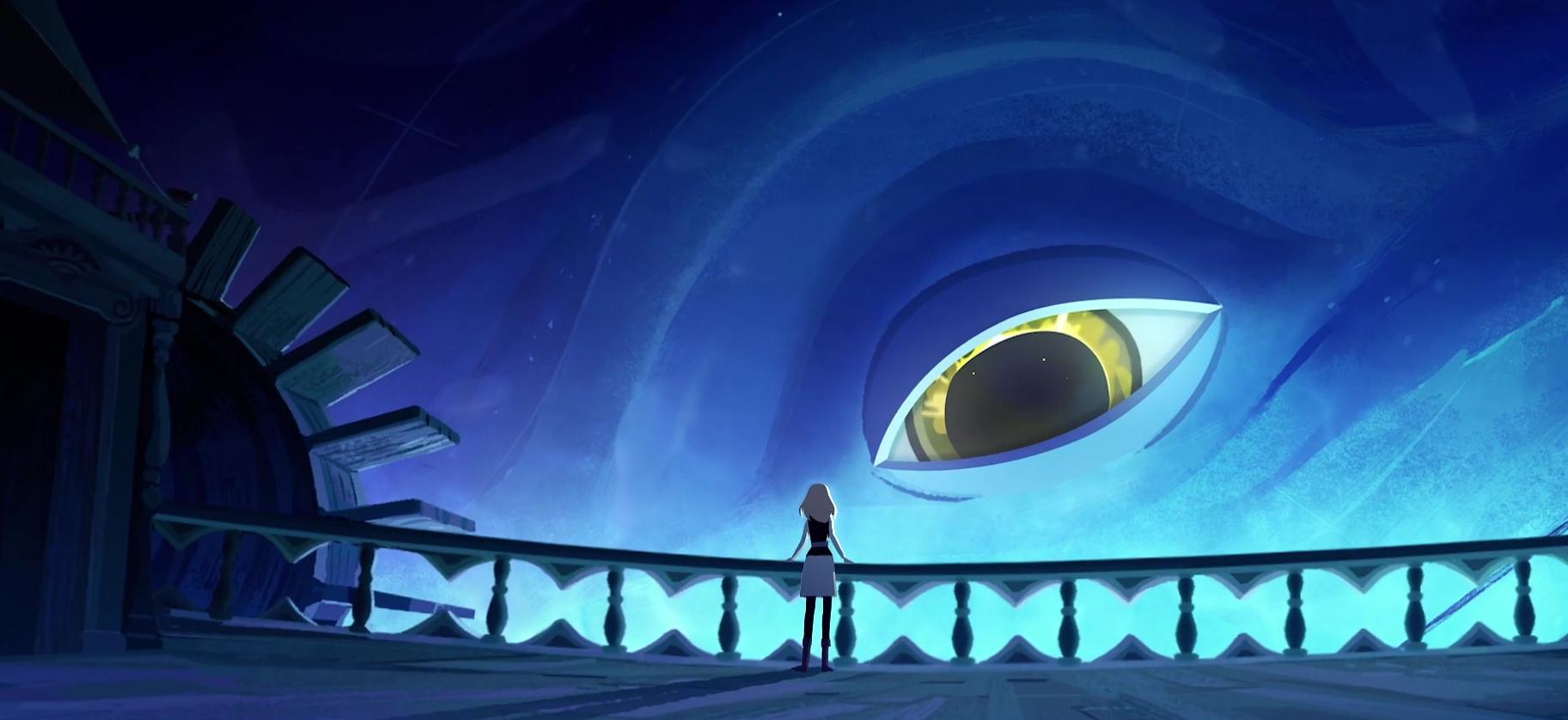Трейлер Ewilan's Quest — французского мультсериала по мотивам фэнтезийного цикла 10