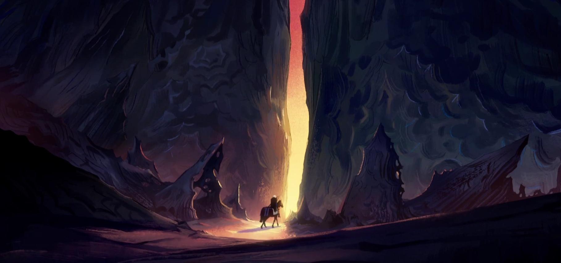 Трейлер Ewilan's Quest — французского мультсериала по мотивам фэнтезийного цикла 8
