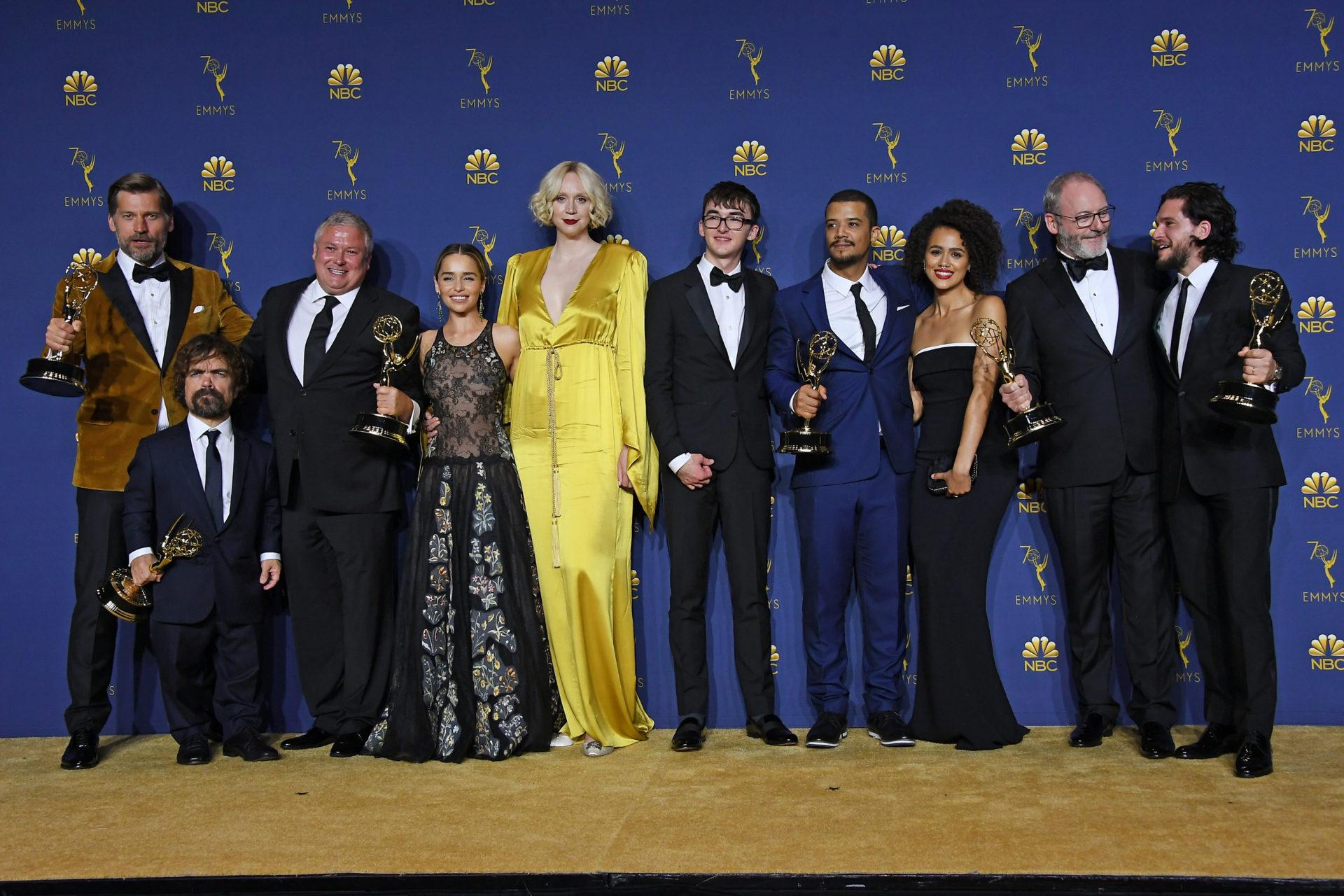 Победители «Эмми»: «Игра престолов» — лучший драматический сериал, «Чернобыль» — лучший мини-сериал
