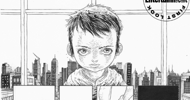 DC показала первые страницы из комикса The Golden Child —продолжения серии The Dark Knight Returns Фрэнка Миллера