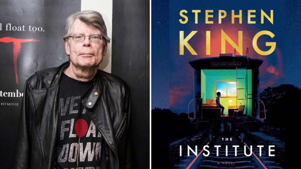 Новый роман Стивена Кинга «Институт» получит экранизацию
