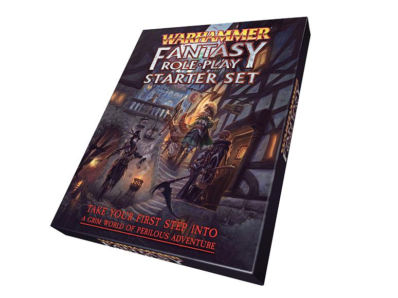 «Студия 101» открыла предзаказ на издание русской версии Warhammer Fantasy RolePlay 4 1