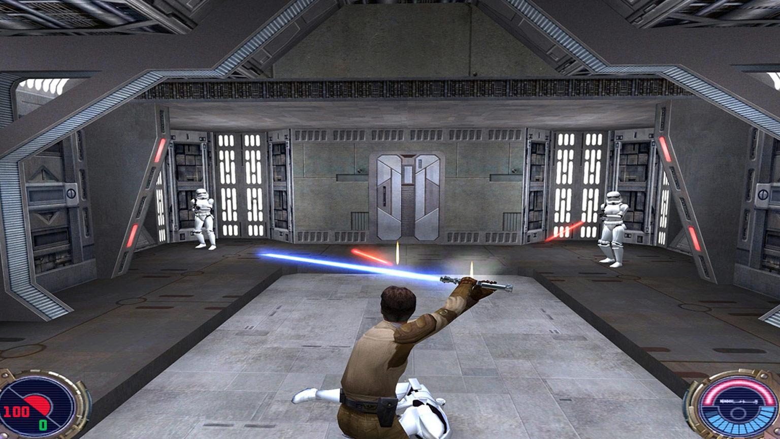 LucasArts и Aspyr Media переиздадут Jedi Outcast и Jedi Academy для PS4 и Nintendo Switch